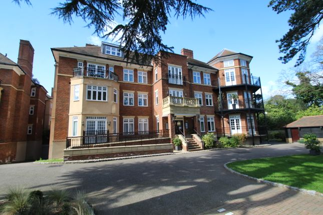 Thumbnail Flat to rent in Kemnal Road, Chislehurst