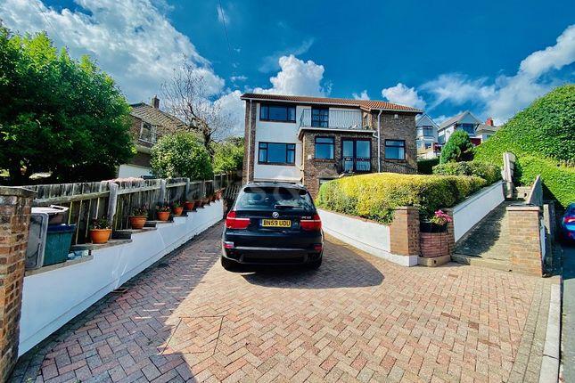 Thumbnail Detached house for sale in Swinburne Close, Newport