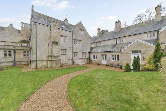 Thumbnail Flat for sale in Stocken Hall, Stretton, Oakham