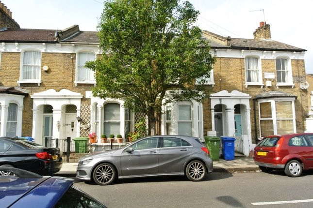Thumbnail Terraced house to rent in Pennethorne Road, Peckham
