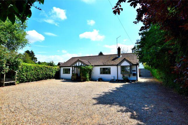 Thumbnail Detached bungalow for sale in Old Mead Lane, Henham, Bishop's Stortford