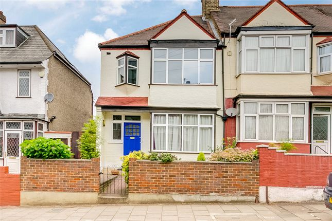 Thumbnail Semi-detached house for sale in Fishponds Road, London