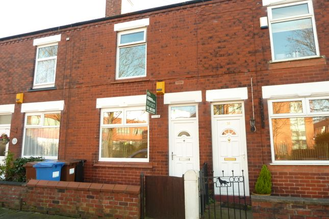 Thumbnail Terraced house to rent in Soudan Road, Heaviley, Stockport