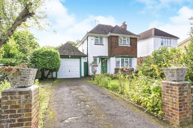 Thumbnail Detached house for sale in St Johns, Woking, Surrey