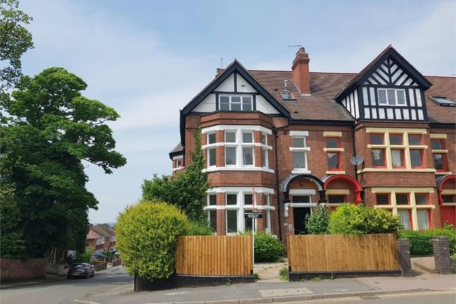 Thumbnail Flat to rent in 356 Rosliston Road, Burton-On-Trent, Staffordshire