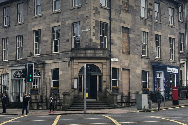 Thumbnail Leisure/hospitality to let in North Castle Street, New Town, Edinburgh