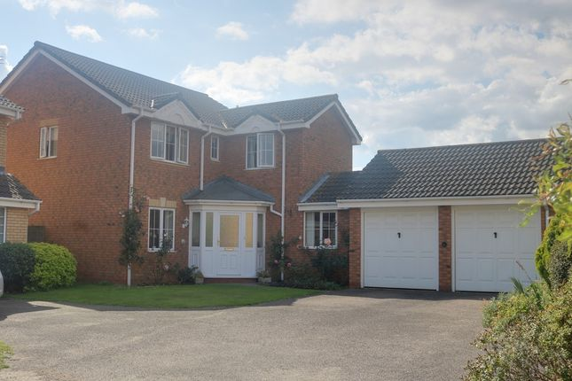 Thumbnail Detached house for sale in Browning Road, Brantham, Manningtree