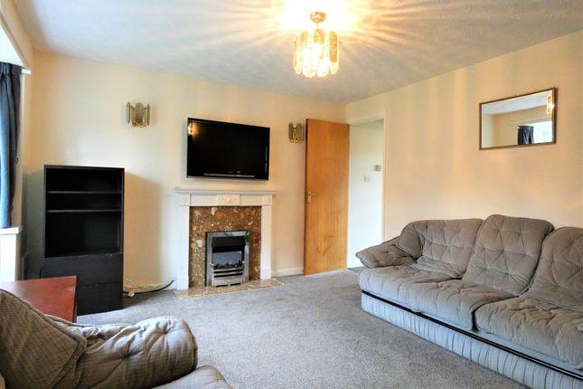 Lounge of Danbury Drive, Stadium Estate, Leicester LE4