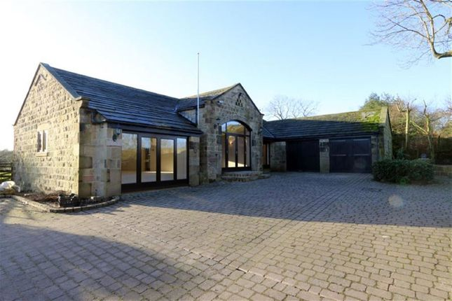 Thumbnail Detached bungalow to rent in Crag Lane, Harrogate, North Yorkshire