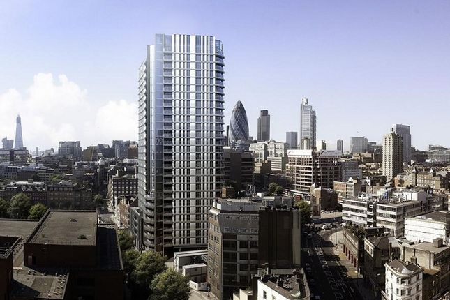 Thumbnail Property to rent in Altitude Point, 71 Alie Street, Whitechapel, London.