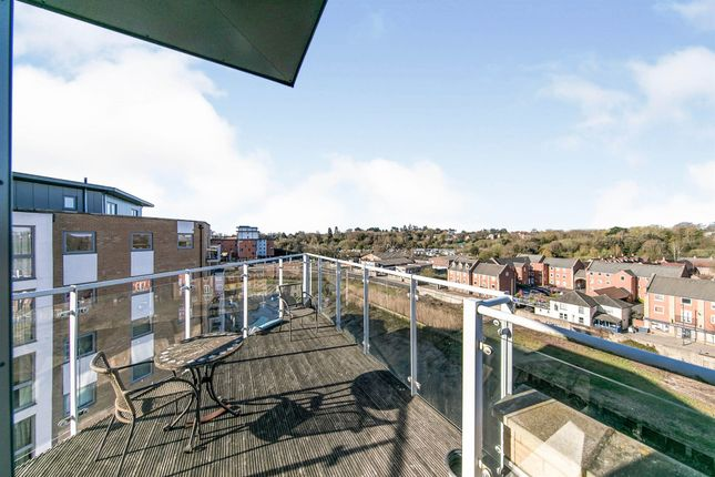 Thumbnail Penthouse for sale in Ship Wharf, Colchester