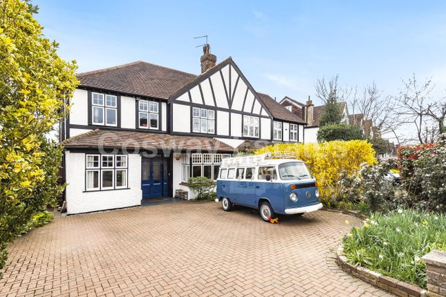 4 bed semi-detached house for sale in Newcombe Park, London NW7