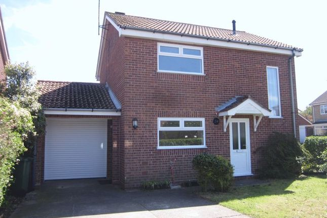 Thumbnail Detached house to rent in Beeching Drive, Lowestoft