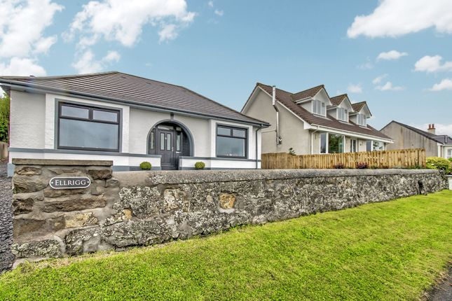 Thumbnail Bungalow for sale in Bathgate