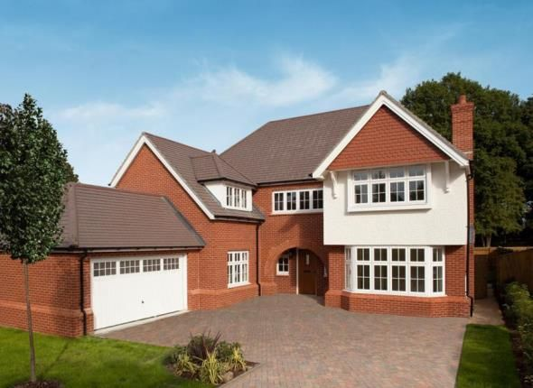 Thumbnail Detached house for sale in Bisley, Woking, Surrey