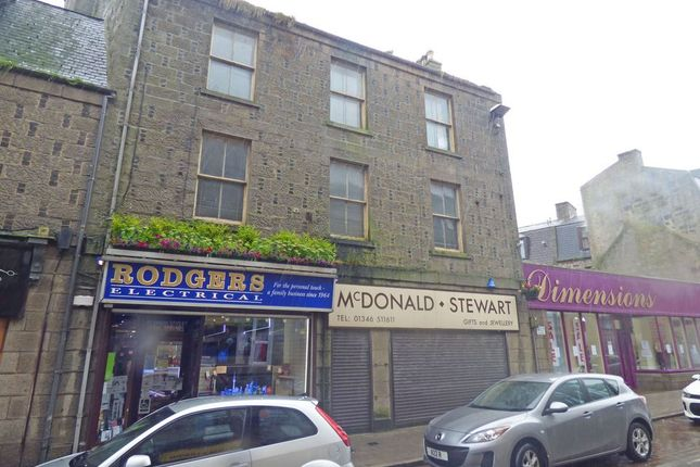 Retail premises for sale in High Street, Fraserburgh