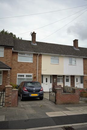 3 bed terraced house for sale in Edenhall Drive, Woolton, Liverpool