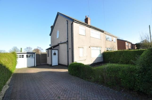3 bedroom semi-detached house for sale in Thorncroft Drive, Barnston, Wirral