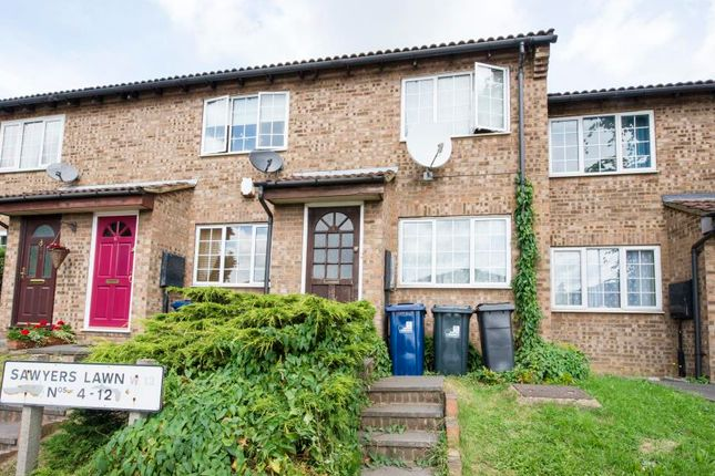 Thumbnail Terraced house to rent in Sawyers Lawn, London