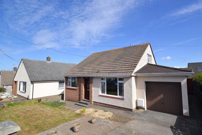 Thumbnail Detached bungalow for sale in Pen Y Bryn, Fishguard