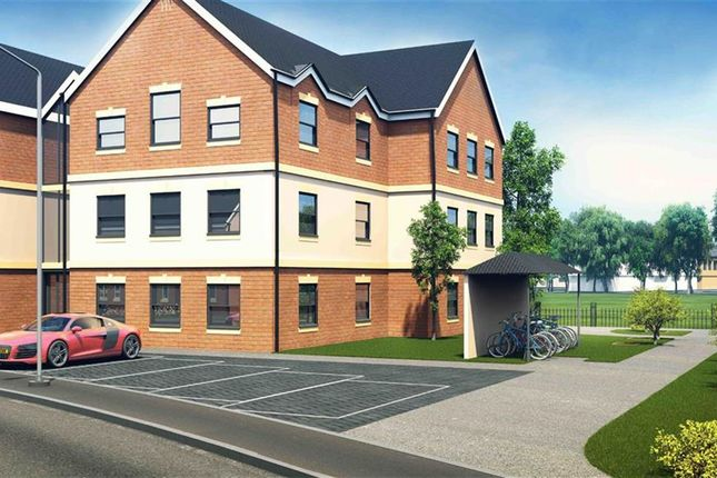 Thumbnail Flat for sale in Gatis Street, Wolverhampton