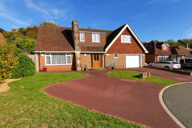 Thumbnail Detached house for sale in East Dean, Eastbourne, East Sussex