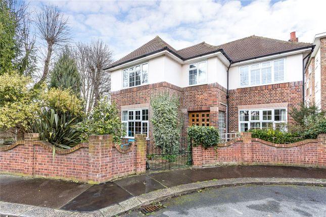 3 bed detached house for sale in Forsyte Crescent, London