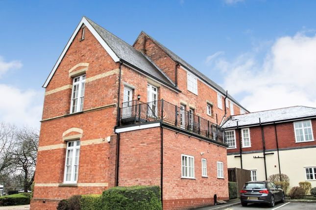 Thumbnail Flat for sale in Apartment 6, Apt 6, Holbache House, Welsh Walls, Oswestry, Shropshire