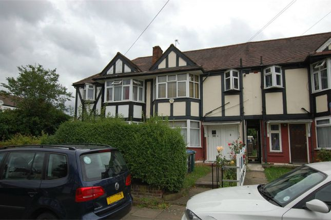 Thumbnail Maisonette for sale in Kenmere Gardens, Wembley
