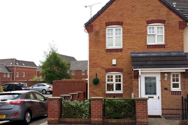 Thumbnail Property to rent in Chorley Way, Daimler Green, Coventry, West Midlands