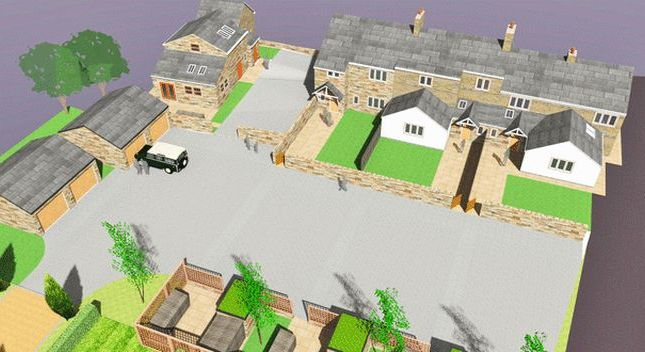 Thumbnail Detached house for sale in The Moorfield, Plot 4, Mellor