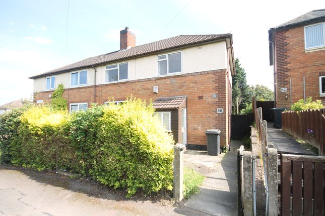 4 bed semi-detached house to rent in Corfield Rise, Braunstone, Leicester LE3
