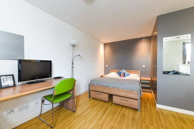 Thumbnail Studio to rent in Student Roost - Lady Nicolson Court, 38 Potterrow, Edinburgh