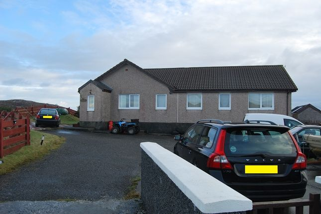 Thumbnail Bungalow for sale in Isle Of Barra, Isle Of Barra