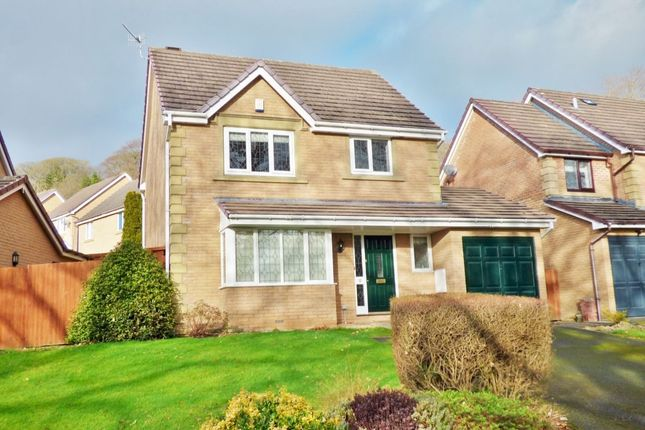 Thumbnail Detached house to rent in Fennec Road, Baildon, Shipley