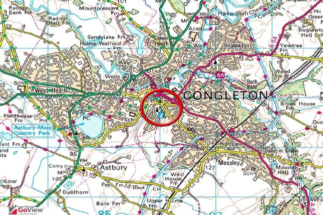 Thumbnail Land for sale in Capitol Walk, High Street, Congleton