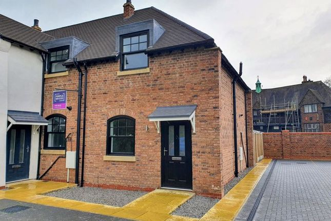 Thumbnail Property to rent in Etterby Road, Carlisle
