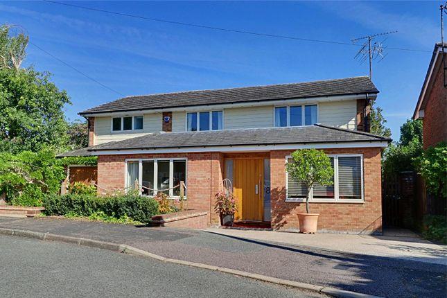 4 bed detached house for sale in Wimborne Close, Sawbridgeworth, Hertfordshire CM21