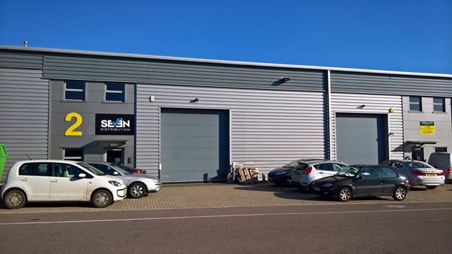 Thumbnail Light industrial to let in Unit 2 Rosewood Business Park, Eastways, Witham, Essex