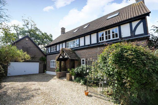 Thumbnail Detached house for sale in Oakridge Park, Yeovil, Somerset