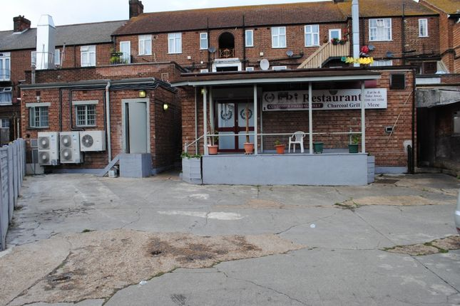 Thumbnail Commercial property for sale in High Road, Chadwell Heath, Romford