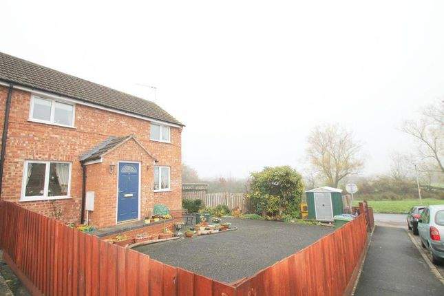 2 bed end terrace house for sale in Neville Road, Priors Park, Tewkesbury GL20