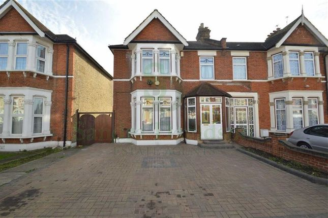 Thumbnail Semi-detached house to rent in Felbrigge Road, Ilford, Essex
