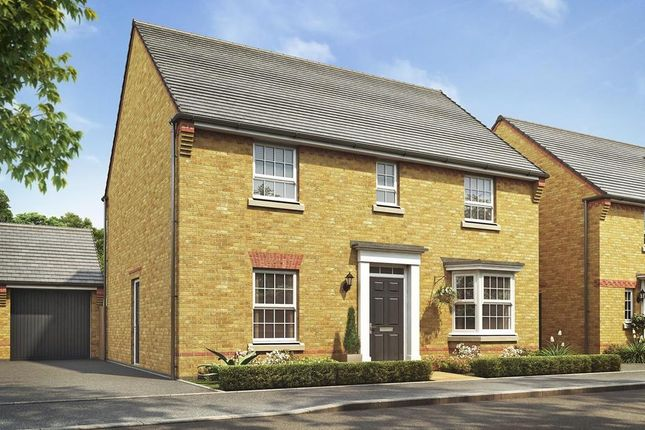 "Thumbnail Detached house for sale in ""Bradgate"" at Murch Road, Dinas Powys"