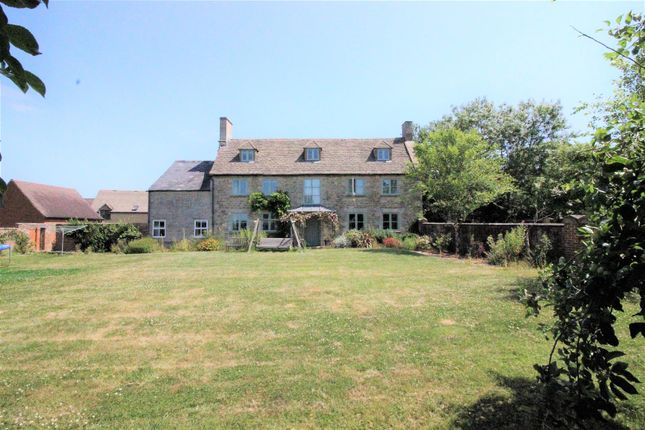 Thumbnail Detached house for sale in Purton Stoke, Swindon