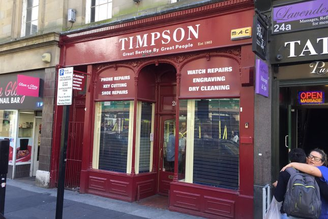 Thumbnail Retail premises to let in Nun Street, Newcastle Upon Tyne