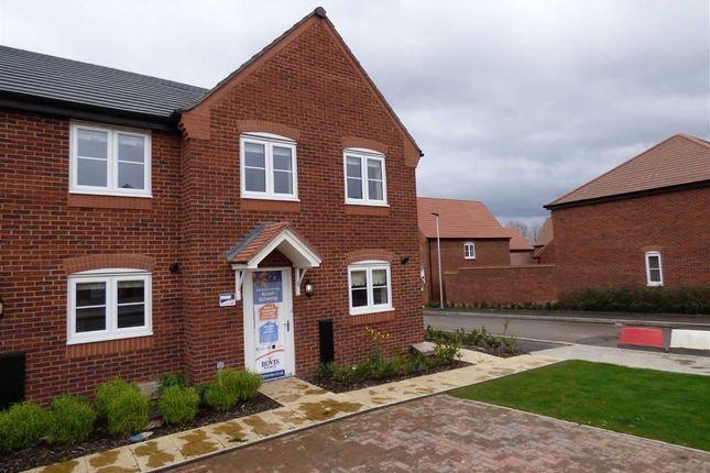 3 bed semi-detached house for sale in Iris Rise, Cuddington, Cheshire