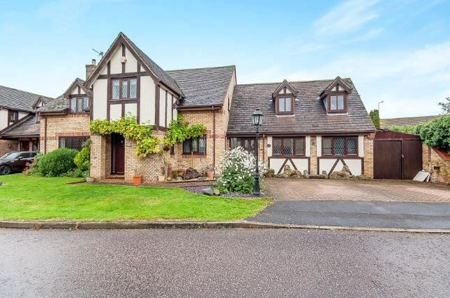Thumbnail Detached house for sale in Sebrights Way, Bretton, Peterborough, Cambridgeshire