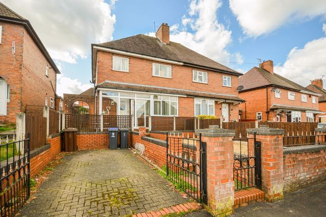 3 bed semi-detached house for sale in 65 Churchill Road, Cheadle, Stoke-On-Trent ST10