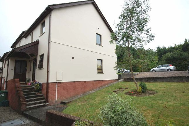 1 bed flat to rent in The Clicketts, Tenby, Tenby, Pembrokeshire SA70